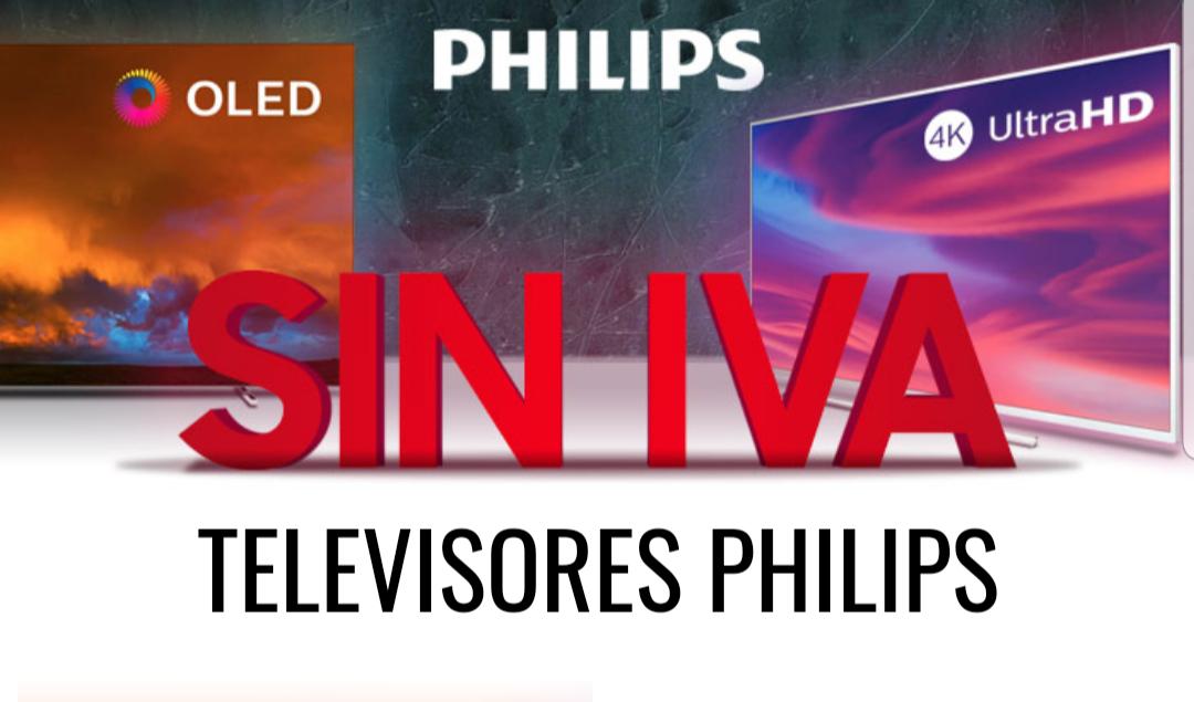 Smart TV de Philips SIN IVA!