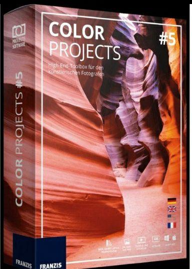 Plugin de fotografía COLOR Projects 5