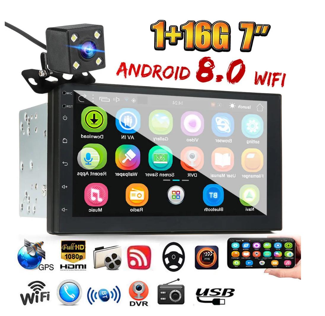 "iMars 7"" 2Din Car MP5 Player GPS WIFI bluetooth con camara trasera - DESDE UK"