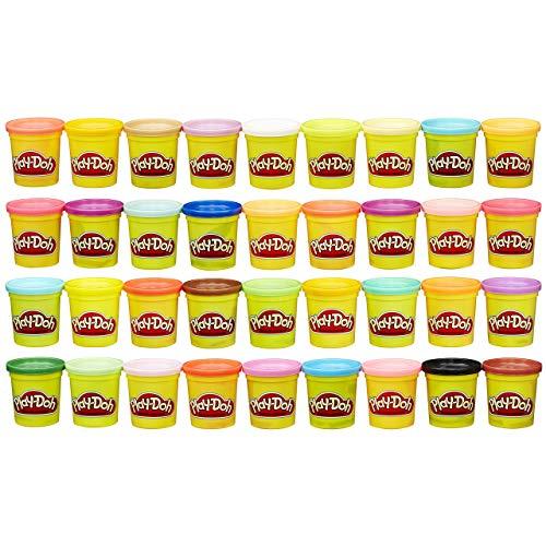 Play-Doh- Mega Pack De 36, Botes