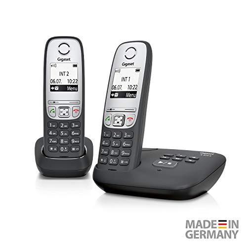 Gigaset A415A Duo - Teléfono inalámbrico (Reacondicionado)