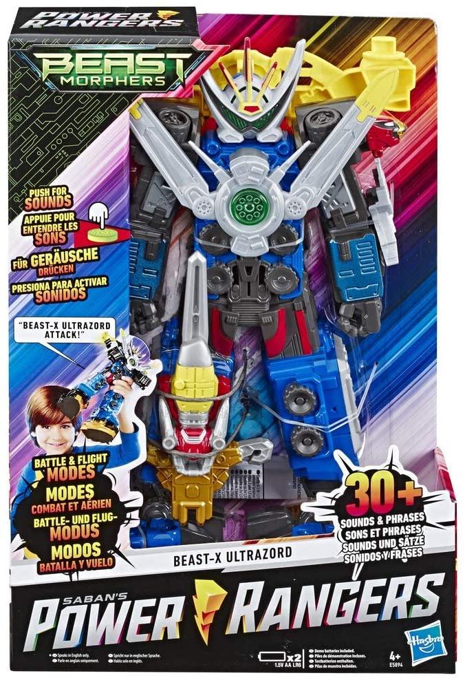 Power Rangers BM Beast X Ultrazord (Hasbro E5894EU5) (REACO Como NUEVO)