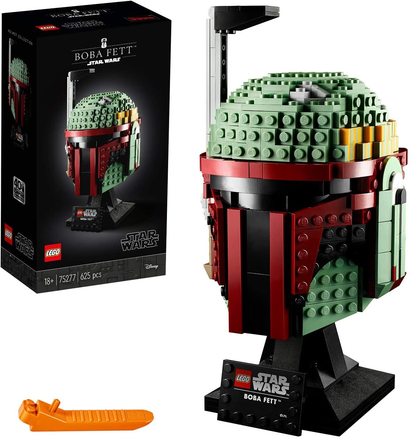 LEGO Star Wars - Casco de Boba Fett