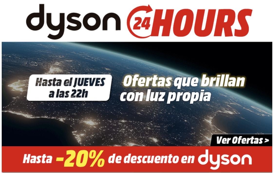 Dyson hours de mediamark