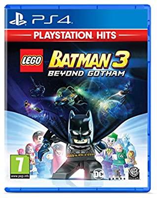 Lego Batman 3:Beyond Gotham(PlayStation 4)
