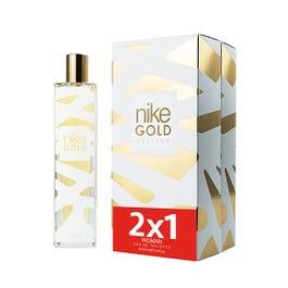 2 x NIKE Gold Edition Woman Duplo | 100ML