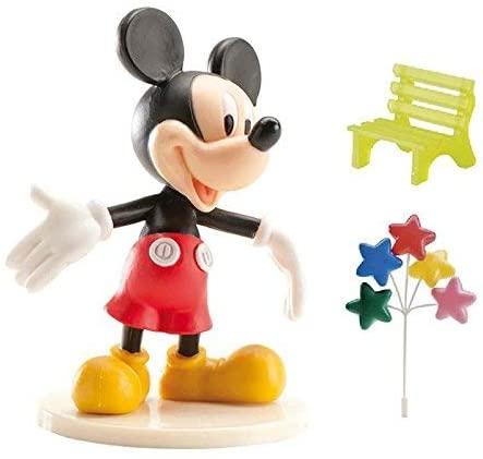 Kit decoración tartas infantiles con la Figura de Mickey Mouse