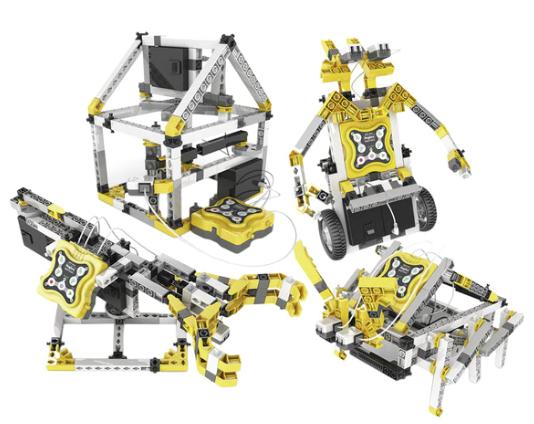 Aula de Ciencia: Experimenta con la Robótica Robot mini Erp
