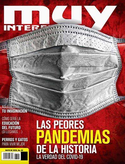 Gratis revistas MUY Interesante México MAYO (ed. Normal, Junior y Especial)