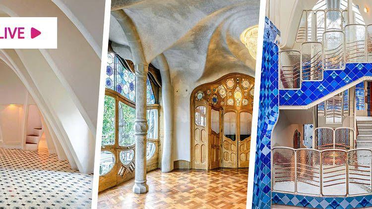 Gratis visita Guiada Casa Batlló (Barcelona)