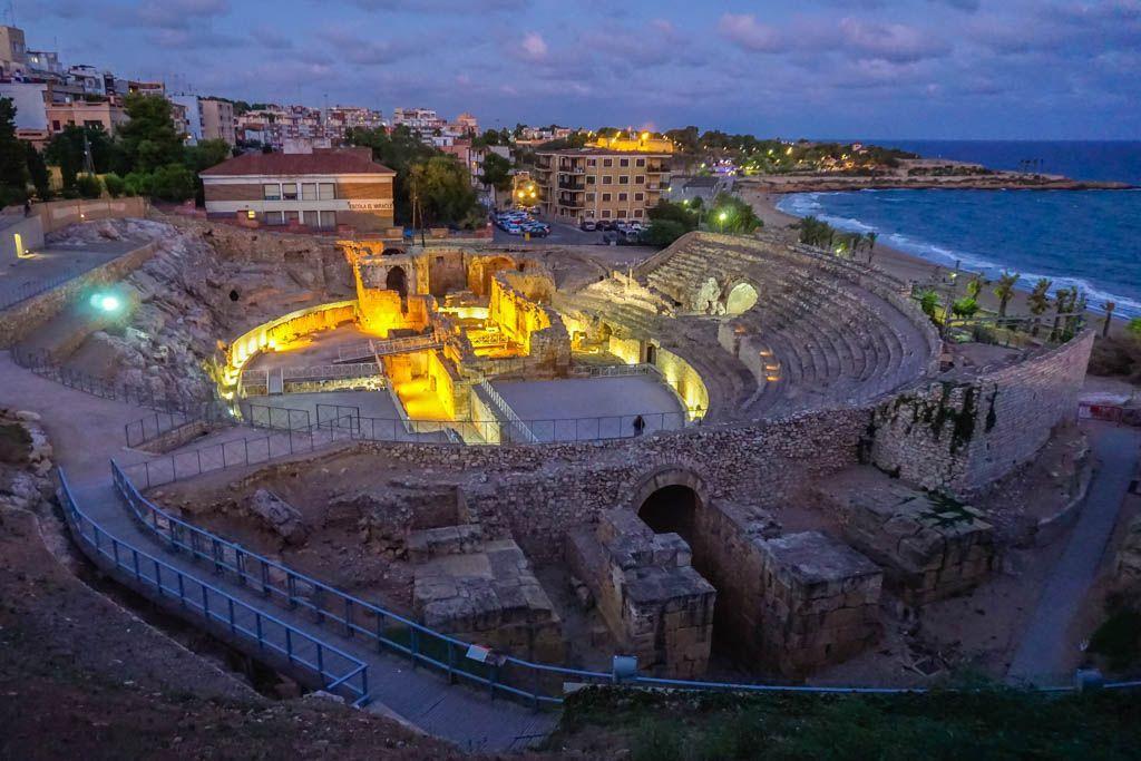 Gratis Visita 3 monumentos Romanos (Tarragona)