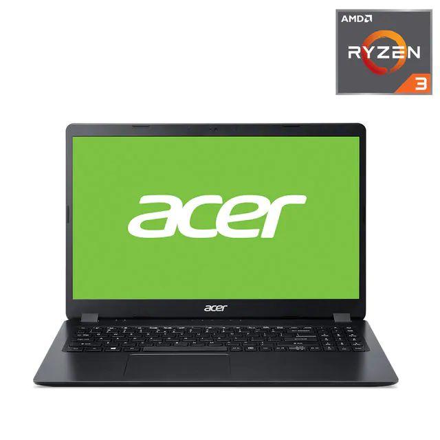 Portátil Acer Aspire 3 AMD Ryzen 3 8GB, 256GB SSD