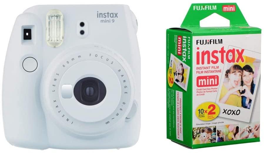 Fujifilm Instax Mini 9 ¿+ 20 películas para fotos? por 37€
