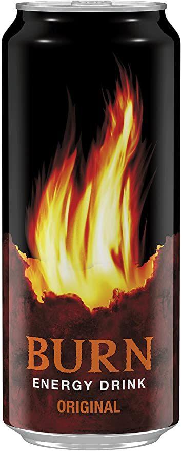 Burn 50cl (o cómo acelerarte) por 0,73€
