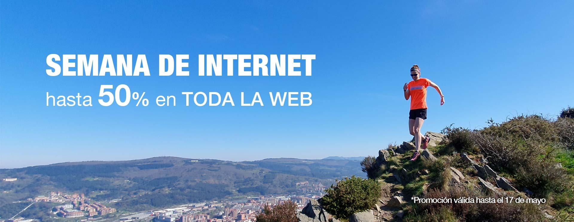 Semana de internet con -50%