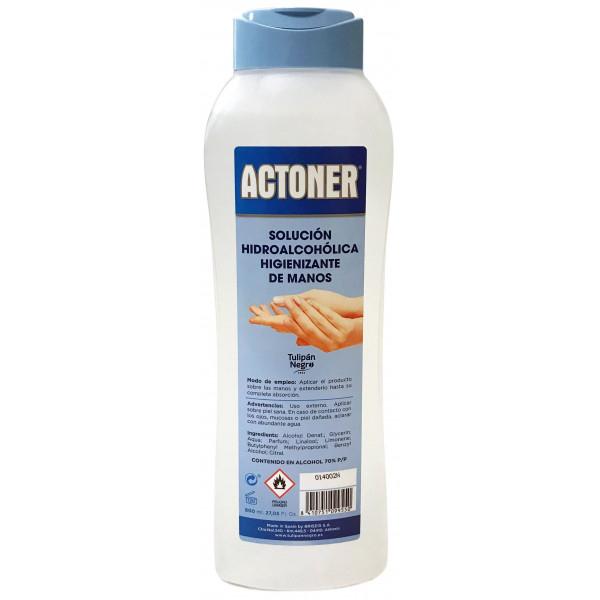 Solución hidroalcohólica higienizante 70º