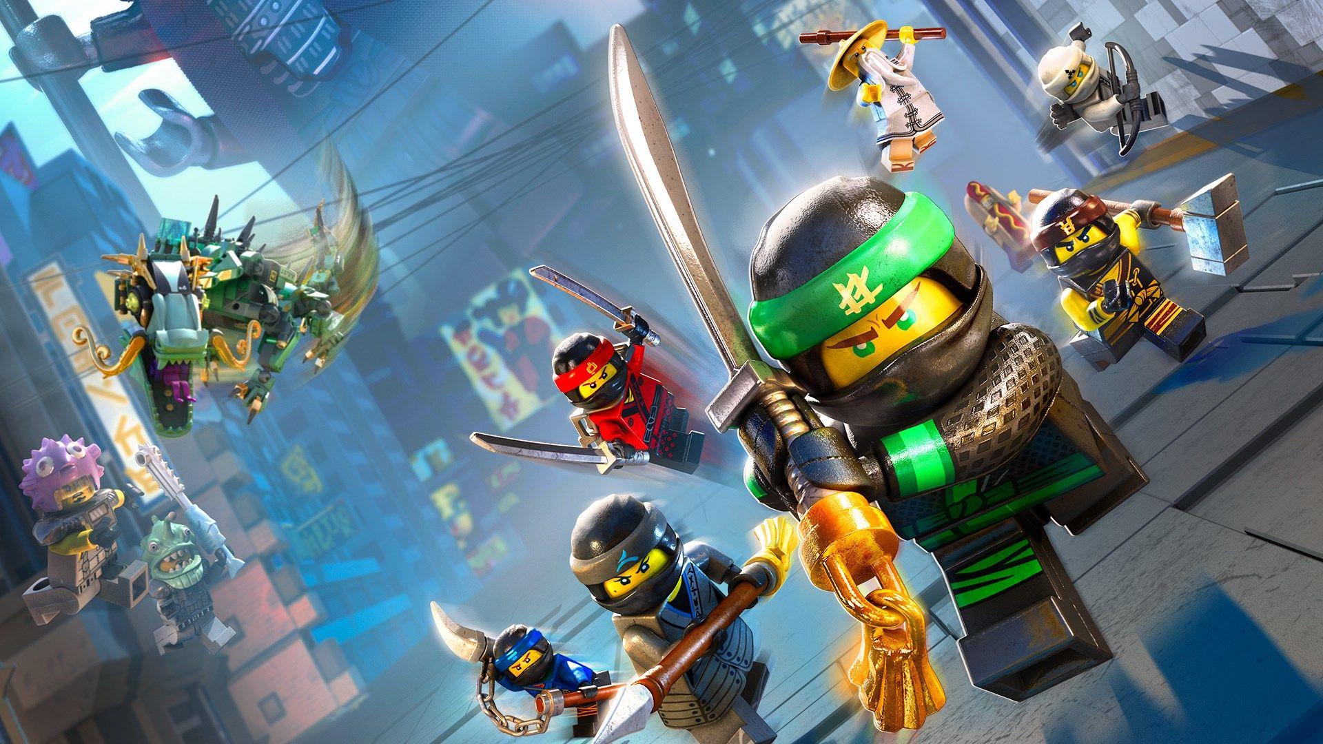 La LEGO® NINJAGO® Película El videojuego GRATIS hasta el 21 de mayo!! (Xbox One)