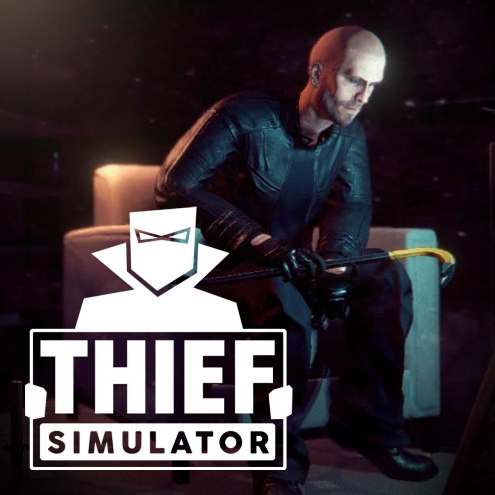 Thief Simulator (Switch) 1,99€ @Nintendo eShop