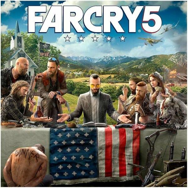 Far Cry 5 PC por solo 4,99€