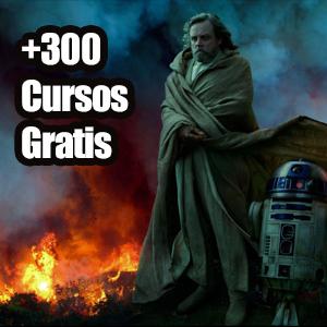 Recopilatorio :: +300 Cursos gratis (Español, Ingles)