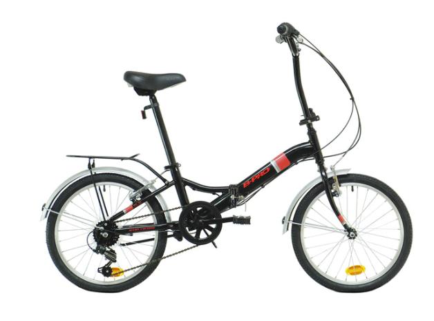 Bicicleta plegable PS30 20'' B-PRO