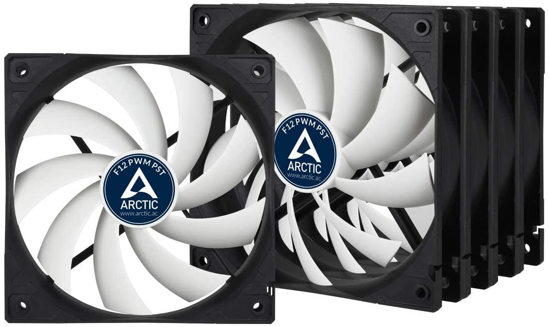 Pack 5 Ventiladores ARCTIC F12 PWM