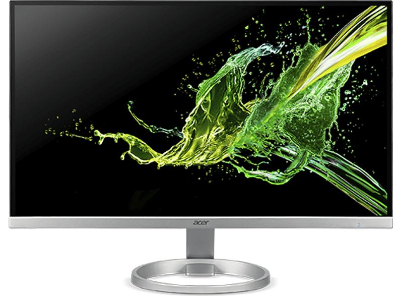 """Monitor - Acer R240Y, 23.8"""", Full-HD, LED IPS, FreeSync, 1 ms, 75 HZ, VGA, HDMI, Plata"""