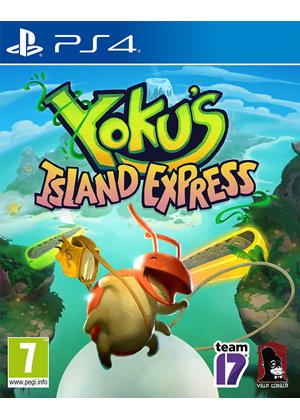 Yoku's Island Express PlayStation 4