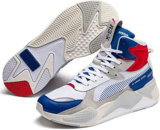 Zapatillas altas Puma Rsx hombre 42 y 42.5
