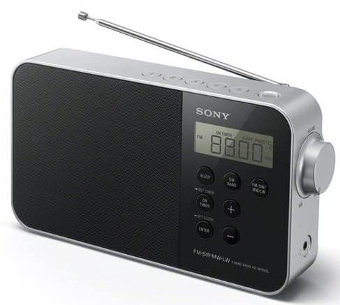 Sony ICF-M780SL (FM/SW/MW/LW) (REACO)