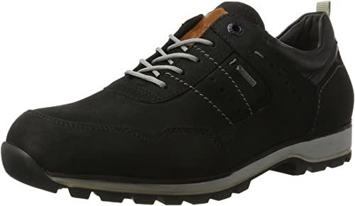 TALLA 39 - FRETZ men Walk GORE-TEX, Zapatos de Cordones Derby para Hombre