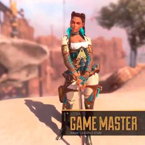 Apex Legends :: Gratis Aspecto «Game Master» para LOBA (Twitch Prime)