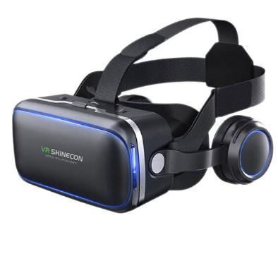 Gafas Realidad Virtual + Auriculares desde ESPAÑA