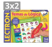 3x2 en juguetes Diset - El Corteingles