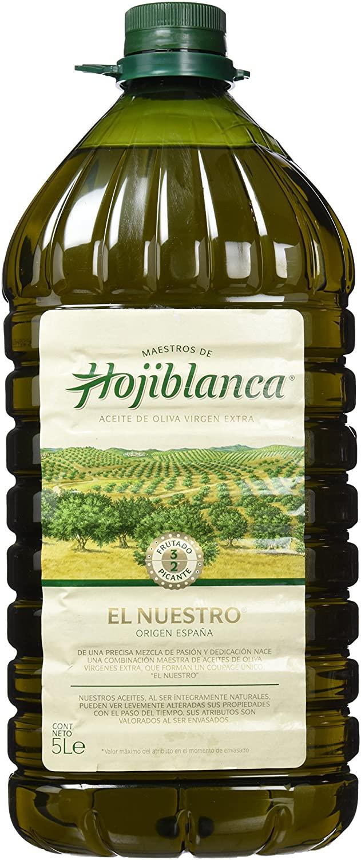 Aceite de oliva virgen extra hojiblanca 5 litros