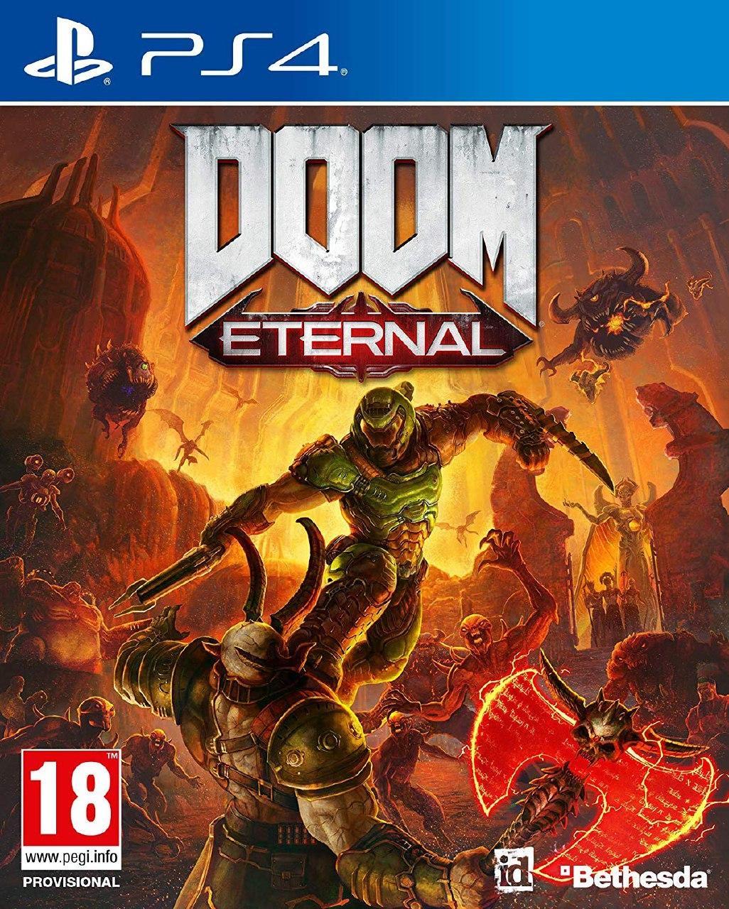 Doom Eternal PS4 Físico