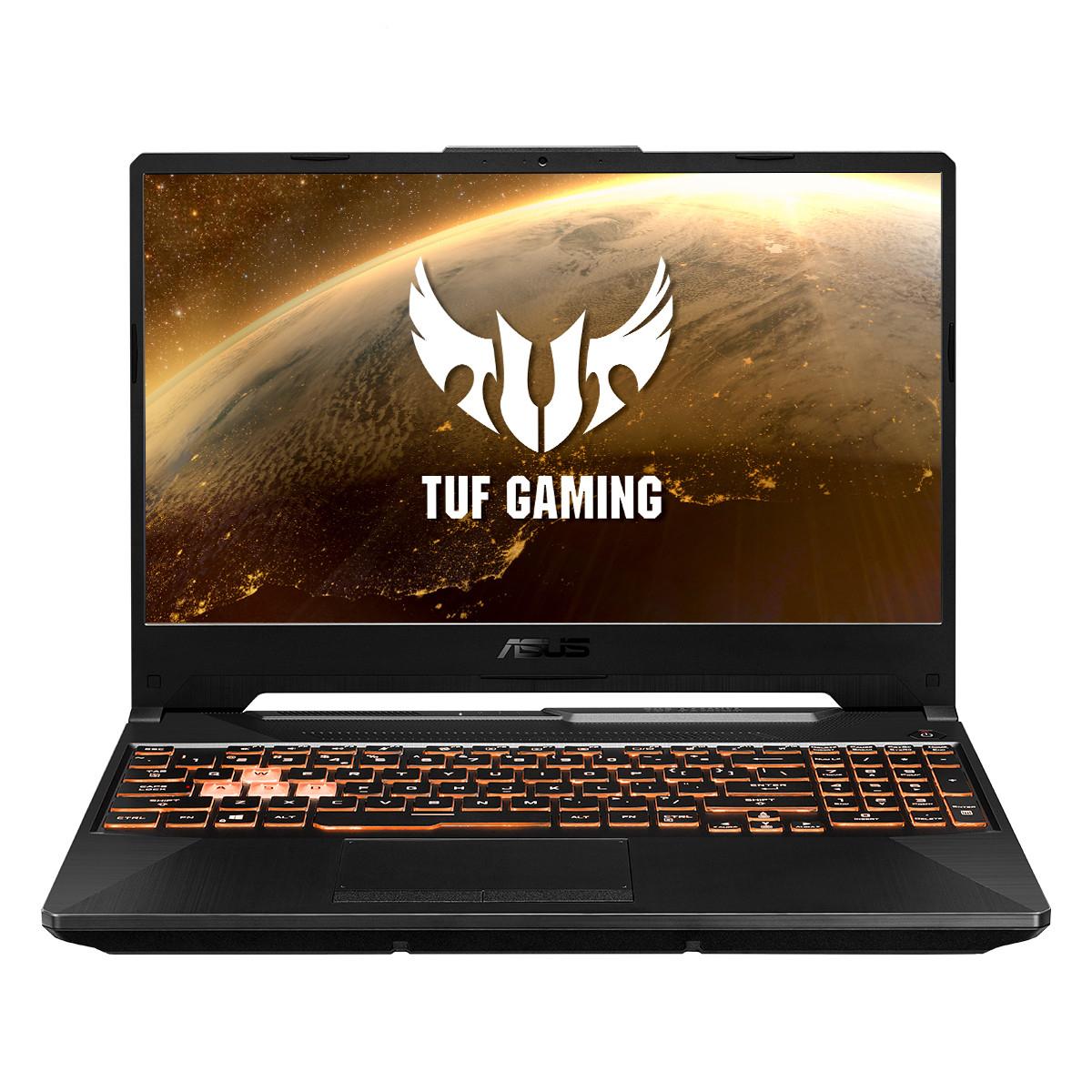 Portátil ASUS TUF Gaming A15 FX506IU-BQ225 / Ryzen 7 4800H / GTX1660Ti 6GB