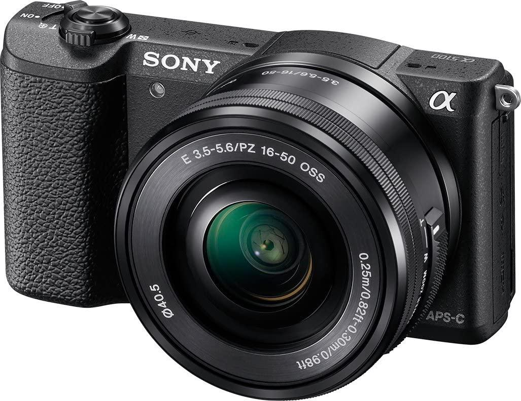 Cámara SONY A5100 - Sony ILCE-5100L - Alpha 5100