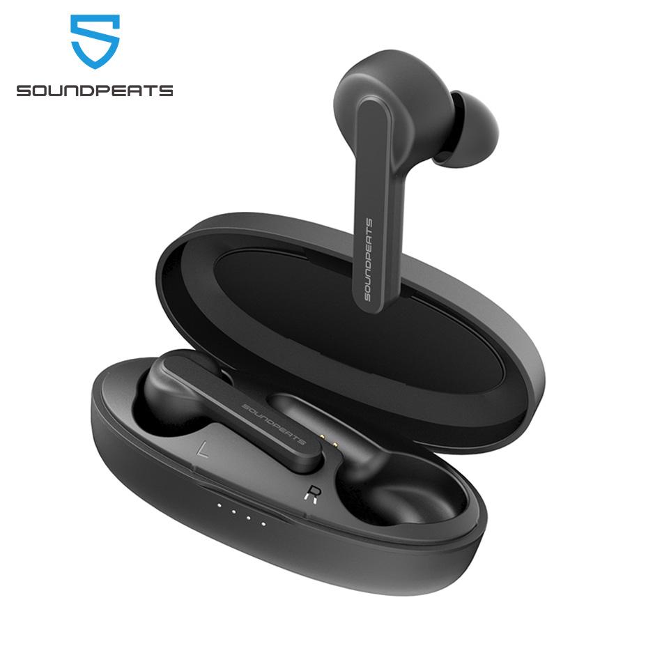Auriculares Tws SoundPEATS solo 19.5€