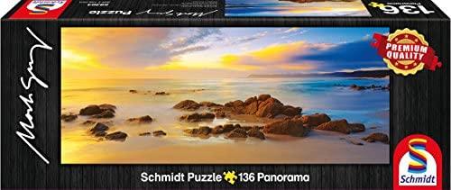 Puzzle 136 piezas marca schmidt