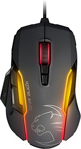 ROCCAT Kone AIMO Ratón para Gaming RGB - Hasta 12.000DPI