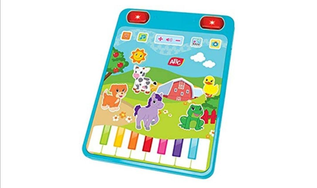 Simba –ABC Diversión Tablet