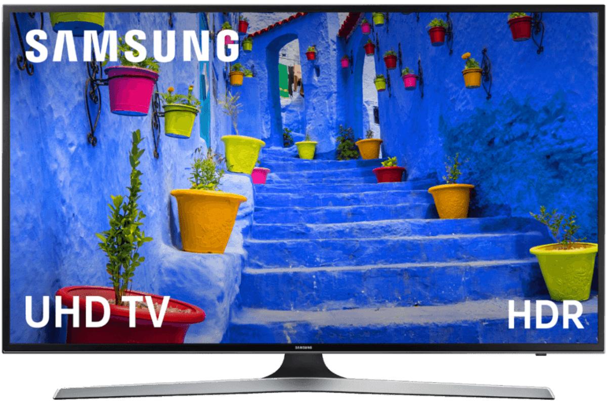 "TV 50"" Samsung UE50MU6125KXXC 4K y HDR"