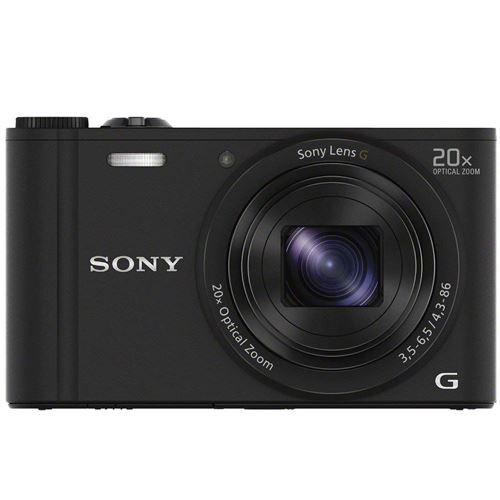 Cámara Sony DSC-WX350 WIFI NFC Negro