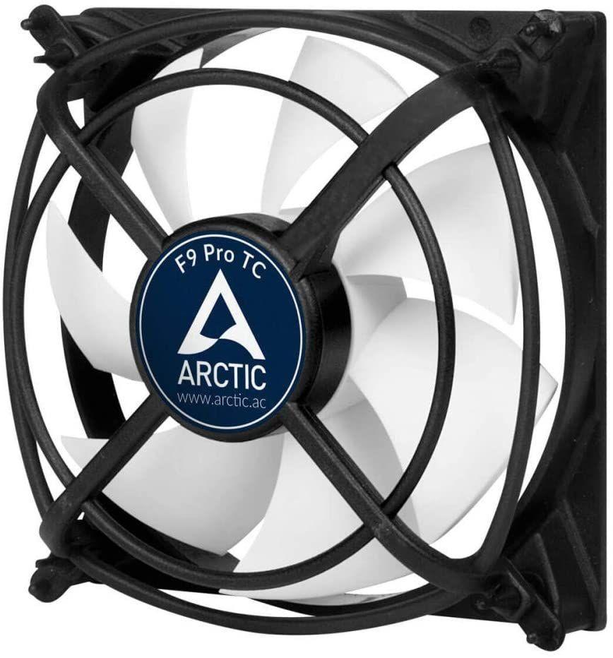 ARCTIC F9 Pro TC- Ventilador con control de temperatura