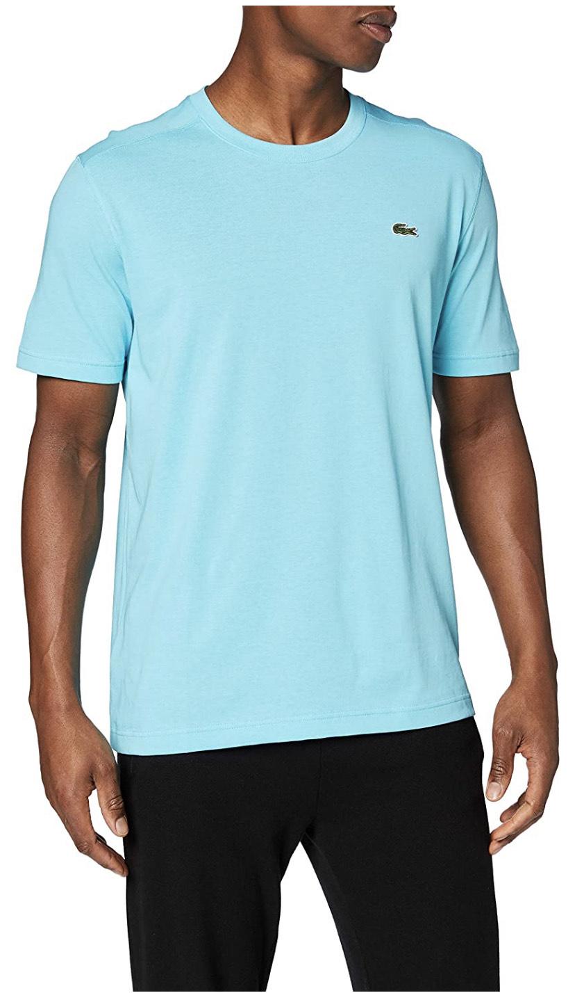 Camiseta Lacoste Azul Celeste