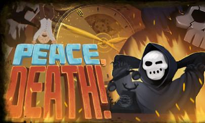 IOS: 2 JUEGOS (Peace, Death! y Wanderer of Lifetimes) y una app (EXIF Viewer) GRATIS