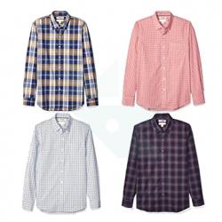 Camisa Goodthreads Slim-fit Long-Sleeve Stretch Poplin. Varios modelos.