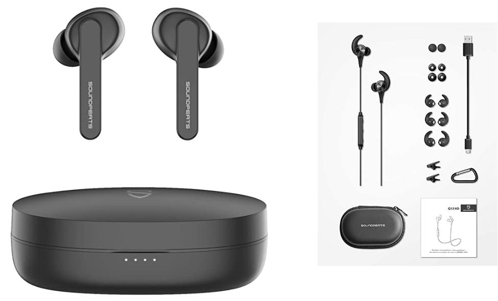 Paquete de auriculares TWS Soundpeats a mitad de precio!!! Amazon Alemania
