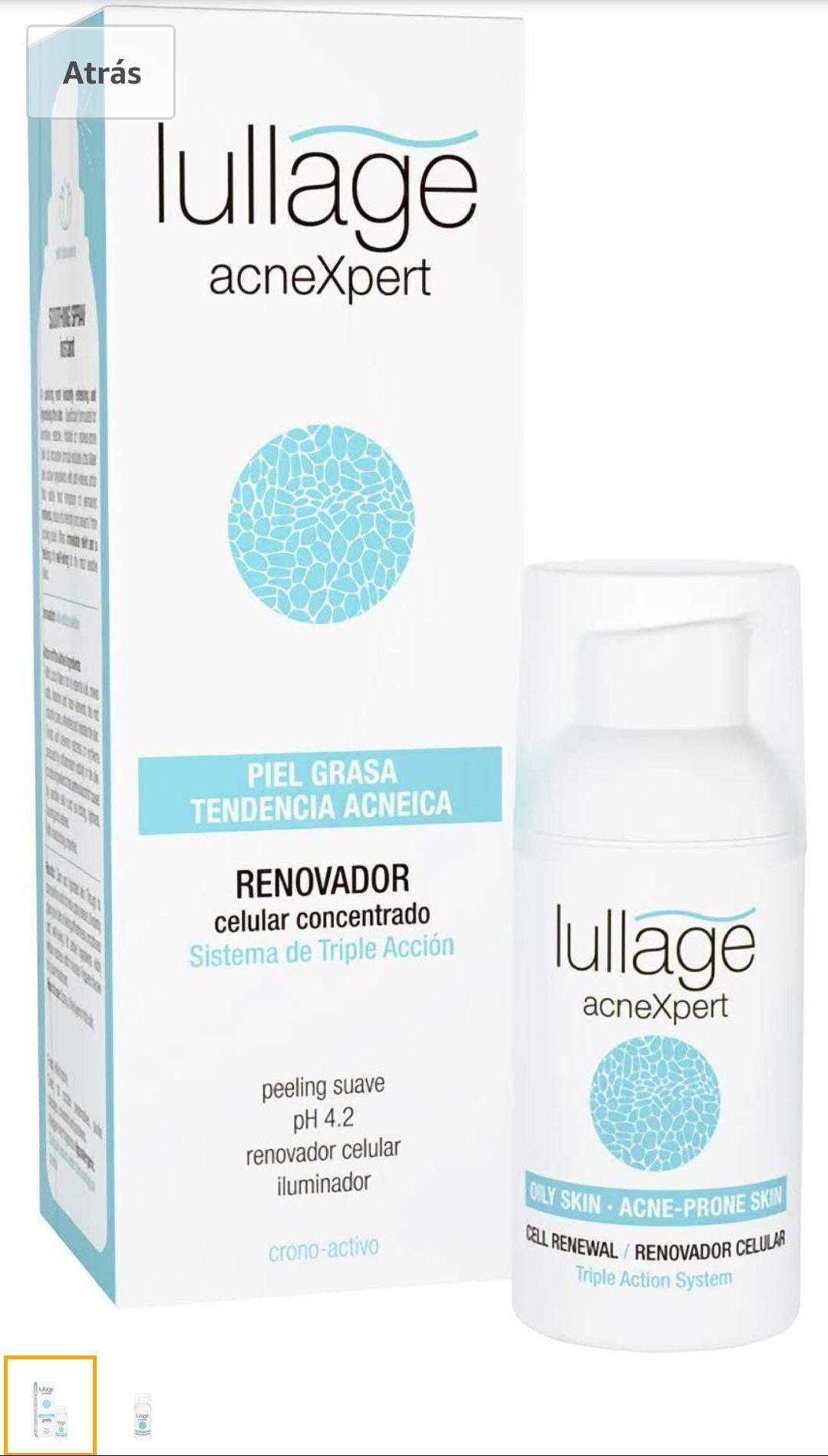Lullage acneXpert Renovador Celular Concentrado exfoliante en gel